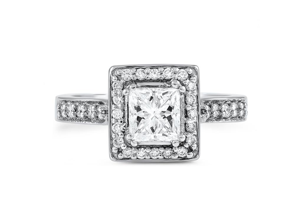 ring-diamond-princess-halo-denis-fairhead-jewellers